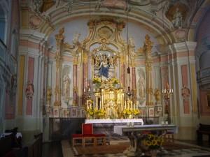 Wallfahrtskirche am Frauenberg bei Leibnitz