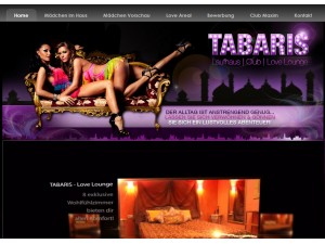 Laufhaus Tabaris - Club - Love Lounge