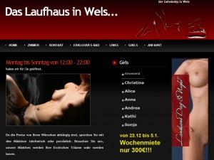 Laufhaus Wels