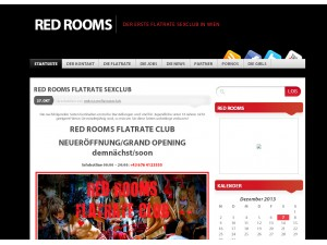 RED ROOMS - Flatrate Club