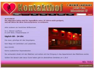 Kontakthof 1. Wiener Laufhaus