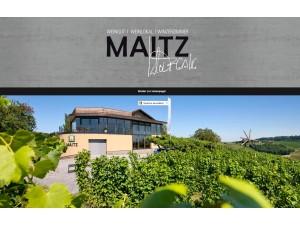 Wolfgang Maitz - Weingut - Weinlokal - Winzerzimmer