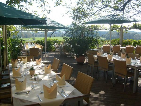 Gartenterrasse Restaurant Staribacher