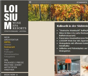 Wine & Spa Resort LOISIUM Suedsteiermark