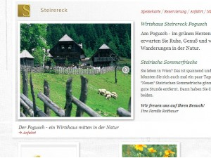 Steirereck Wirtshaus - Pogusch