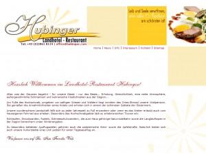 Landhotel Restaurant Hubinger