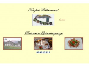 Restaurant Grimmingwurzn