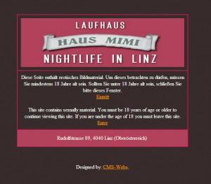 Laufhaus MiMi