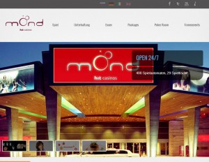 Mond Casino & Cabaret - Spielfeld Slowenien