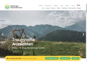 Tourismusbüro Schwarzach - Salzburger Sonnenterrasse
