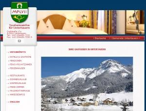 Tourismusverband Untertauern