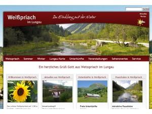 Tourismusverband Weißpriach im Lungau