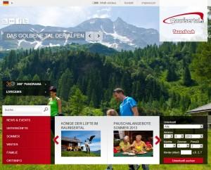 Tourismusregion Raurisertal