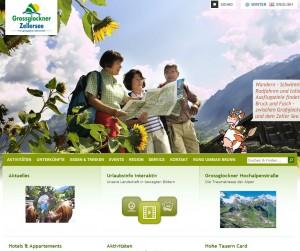 Tourismusbüro Fusch Grossglockner-Zellersee