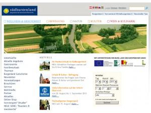 Südburgenland Tourismus - Tourismusregion