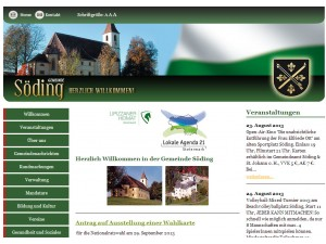 Tourismusverband Söding