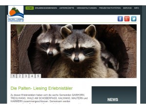 Tourismusverband Palten- Liesing Erlebnistäler