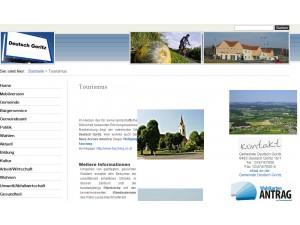 Tourismusverband Deutsch Goritz