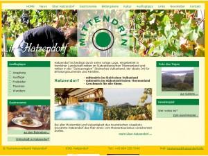 Tourismusverband Hatzendorf