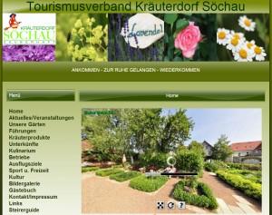 Tourismusverband Söchau - Kräuterdorf