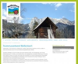 Tourismusverband Weißenbach bei Liezen