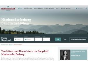 Niederndorferberg  - Ferienland Kufstein