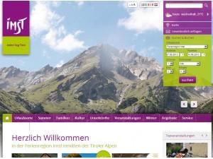 Informationsbüro Tarrenz - Ferienregion Imst