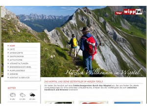 Gries Tourismusinformation- Ferienregion Wipptal