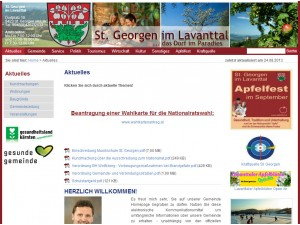 Tourismusinformation St. Georgen im Lavanttal