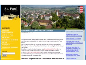 Tourismusinformation St. Paul im Lavanttal