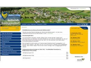Tourismusinformation Baldramsdorf
