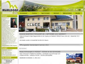 Tourismusbüro Mühldorf - Hohe Tauern - Kärnten