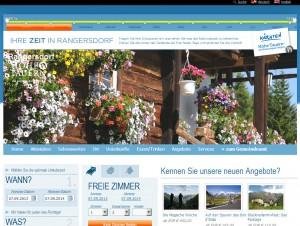 Tourismusbüro Rangersdorf  - Hohe Tauern - Kärnten