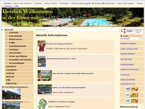 Tourismusbüro Dellach im Drautal - Urlaubsregion Oberdrautal