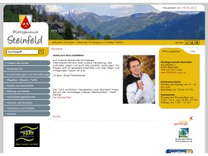 Tourismusbüro Steinfeld - Urlaubsregion Oberdrautal