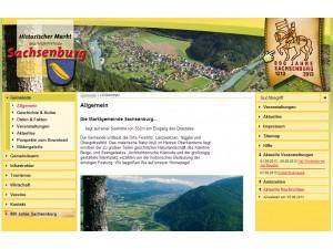 Tourismusbüro Sachsenburg - Urlaubsregion Oberdrautal