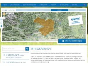 Tourismusregion Mittelkärnten