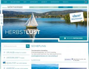 Tourismusbüro Schiefling am Wörthersee
