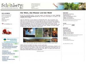 """Tourismusinformation """"Alte Schmiede"""" Schönberg"""
