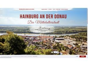 Tourismusinformation Hainburg