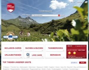 Schröcken im Bregenzerwald - Tourismusbüro