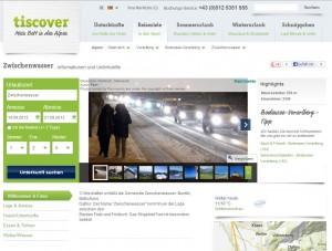 Zwischenwasser Informationsbüro - Urlaubsregion Bodensee