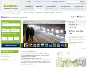 Übersaxen  - Tourismusinformation - Urlaubsregion Bodensee