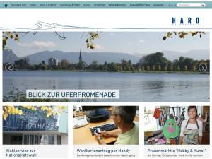 Hard am Bodensee - Tourismusinformation
