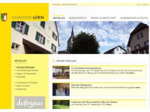 Göfis - Tourismusinformation - Urlaubsregion Bodensee