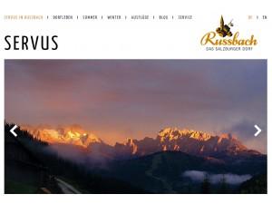 Tourismusbüro Russbach am Pass Gschütt