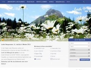Urlaubsregion Lech-Zürs