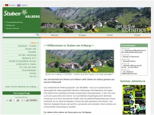 Tourismusbüro Stuben am Arlberg