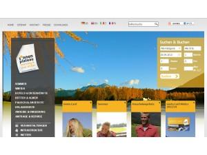 Informationsbüro Mieming - Tourismusregion Sonnenplateau