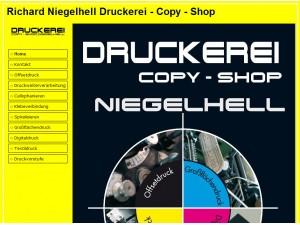 Niegelhell Druckerei - Copy - Shop